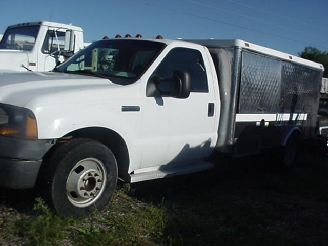 2006 Ford F350 Concession Truck