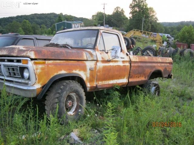 1976 Ford High Boy Pickup