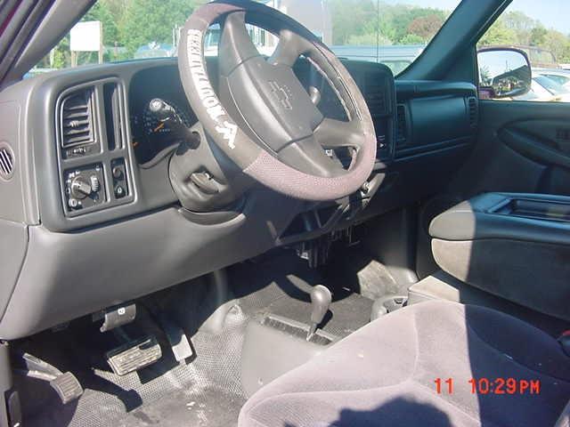 2006 Chevrolet Silverado 4x4