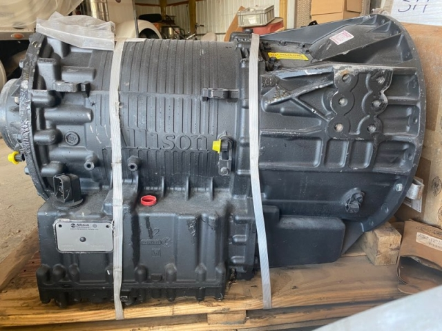 Allison Off Road Series Articulating Dump Transmission NO CORE