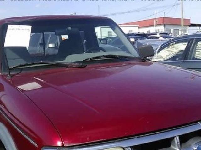 1994 Ford Ranger Supercab XLT 4X4