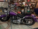 2004 Harley Davidson Fatboy