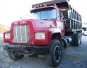 1986 Mack RD6 Dump Truck