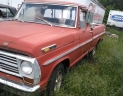 1968 Ford F150 Pickup Short Bed