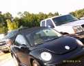 2005 VOLKSWAGON BEETLE CONVERTIBLE